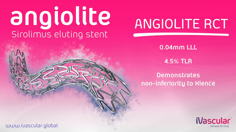 angiolite press realese