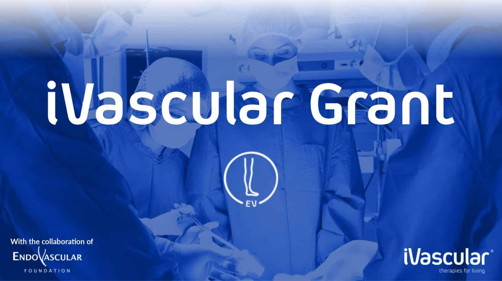 Ivascular Grant